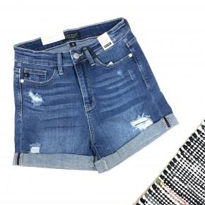 Judy Blue Medium High Rise Shorts