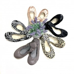 Mariam's Go-To Flats