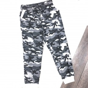 Standing Strong Camo Joggers