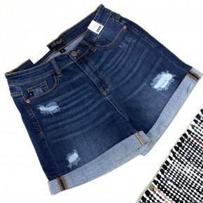 Judy Blue Dark High Rise Shorts