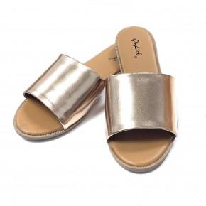 Rose Gold Sandals *Final Sale*