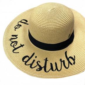 CC Do Not Disturb Floppy Hat