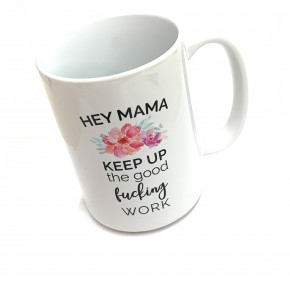 Hey Mama Mug