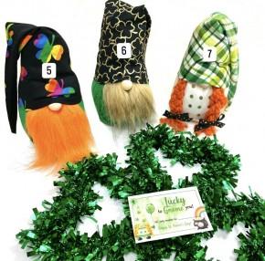 St. Patrick's Day Gnomies