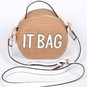 "Ivory ""it bag"" clutch"