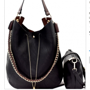 Chain accent 2 in 1 expendable hobo