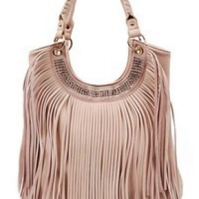 Blush Smooth leatherette with matching trim solid faille lining gold plated hardware