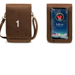 Metro save the girls wallet/phone purse