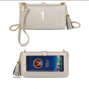 Allure save the girls phone/wallet purse