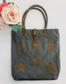Myra Bag- Stardom Canvas Tote Bag