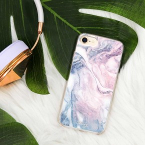 CLOUDY MARBLE IPHONE CASE