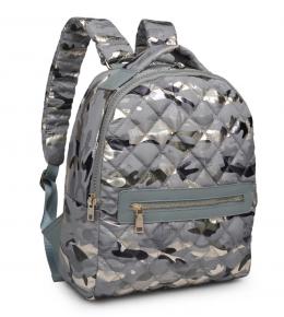 Sol and Selene - Seafoam metallic backpack
