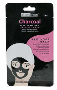 Beauty Treats- Charcoal Peel Off Mask