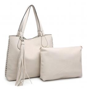 Jen & Co - Medium 2 in 1 purse with tassel
