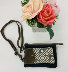 Myra Bag- X Design Pouch