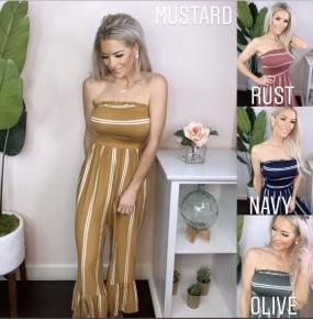 Fashion On Earth - Sleeveless jumpsuit