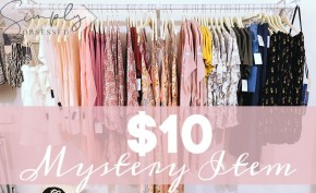 $10 Mystery Item GRAB BAG! AT LEAST DOUBLE, TRIPLE or QUAD the VALUE!!!