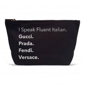 I Speak Fluent Italian Bag