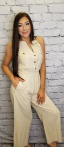 Andree by unit - Solid jumpsuit