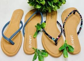 Anna women thong flip flop sandals