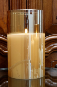 The Light Garden-Large Radiance poured candle