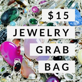 $15 Jewelry Grab Bag Worth Double or Triple the VALUE!
