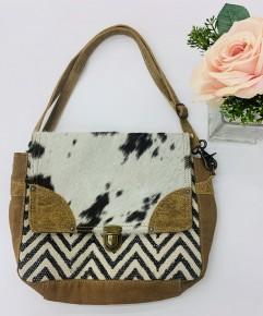 Myra Bag- Pearl Fusion Messenger Bag