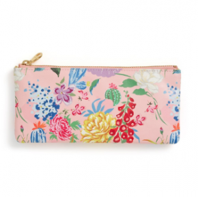 Garden party get it together pencil pouch