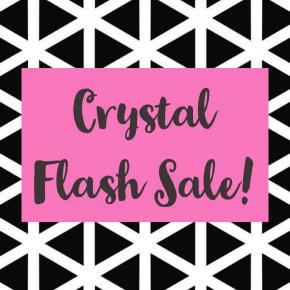 Crystal Easel #18 (07/25/19)