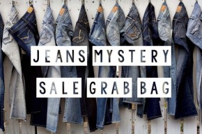 MYSTERY JEANS BLOWOUT SALE