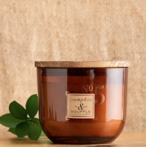 Urban Wax Refinery - Pumpkin Souffle candle