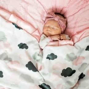 Minky - Infant Blanket