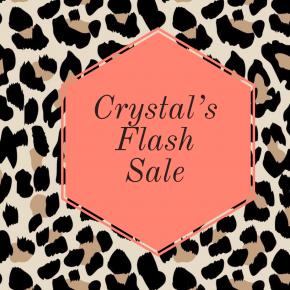 Crystal Easel #19 (07/25/19)