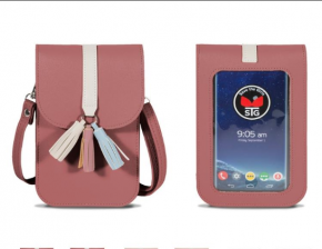 Arizona gala rose save the girls phone/wallet purse