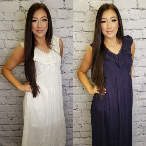 Andree by unit - Solid maxi dress