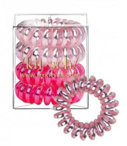 Kitsch - Crush metallic hair coils
