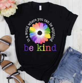 Be Kind Top - All Sizes You MUST AUTHORIZE to get one!
