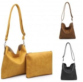 Jen & Co - 2 in 1 medium sized purse