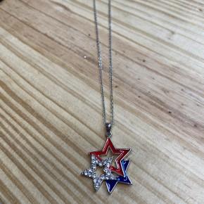 Patriotic Star Necklace
