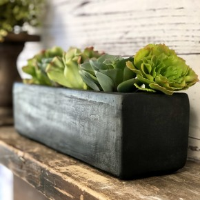 Rectangle Baja Planter