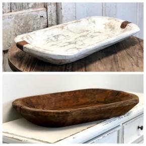 Metal Montana Bread Bowl