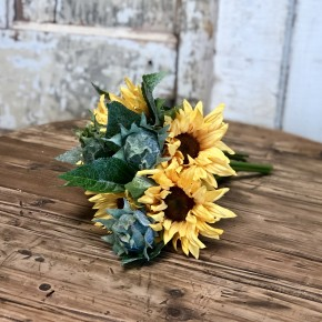 Short Sunflower Bundles of 3