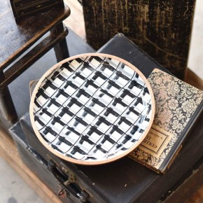 Southern Charm Checked Plate