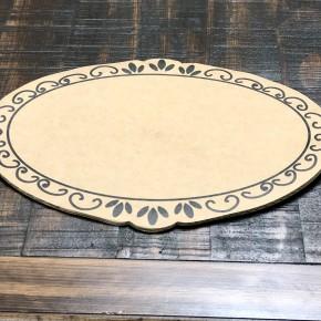 Cardboard Place mats (Set of 6)