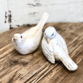 Chic Resin Bird (Set of 2)