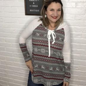 Santa's Helper Sweater *Final Sale*