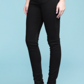 Judy Blue - Jet Black Jeans