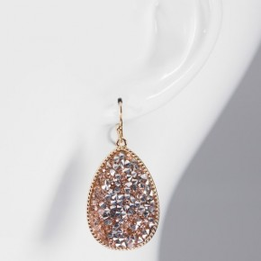 Glitterstone Glam earrings
