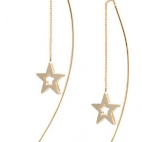 Catch a Falling Star earrings