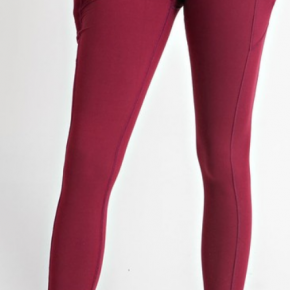 The Most Perfect POCKET Leggings in all the Land